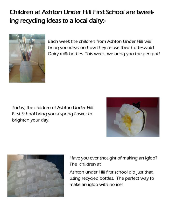 recycling ideas