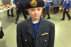 Wilson Museum - Wartime pilot