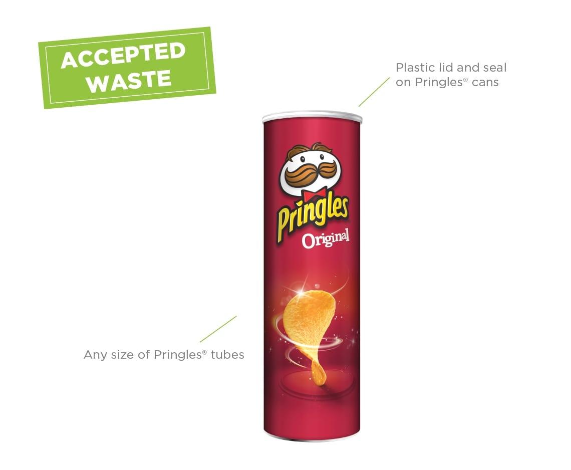 Pringles packaging