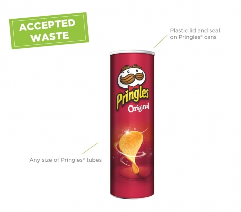 Pringles packaging