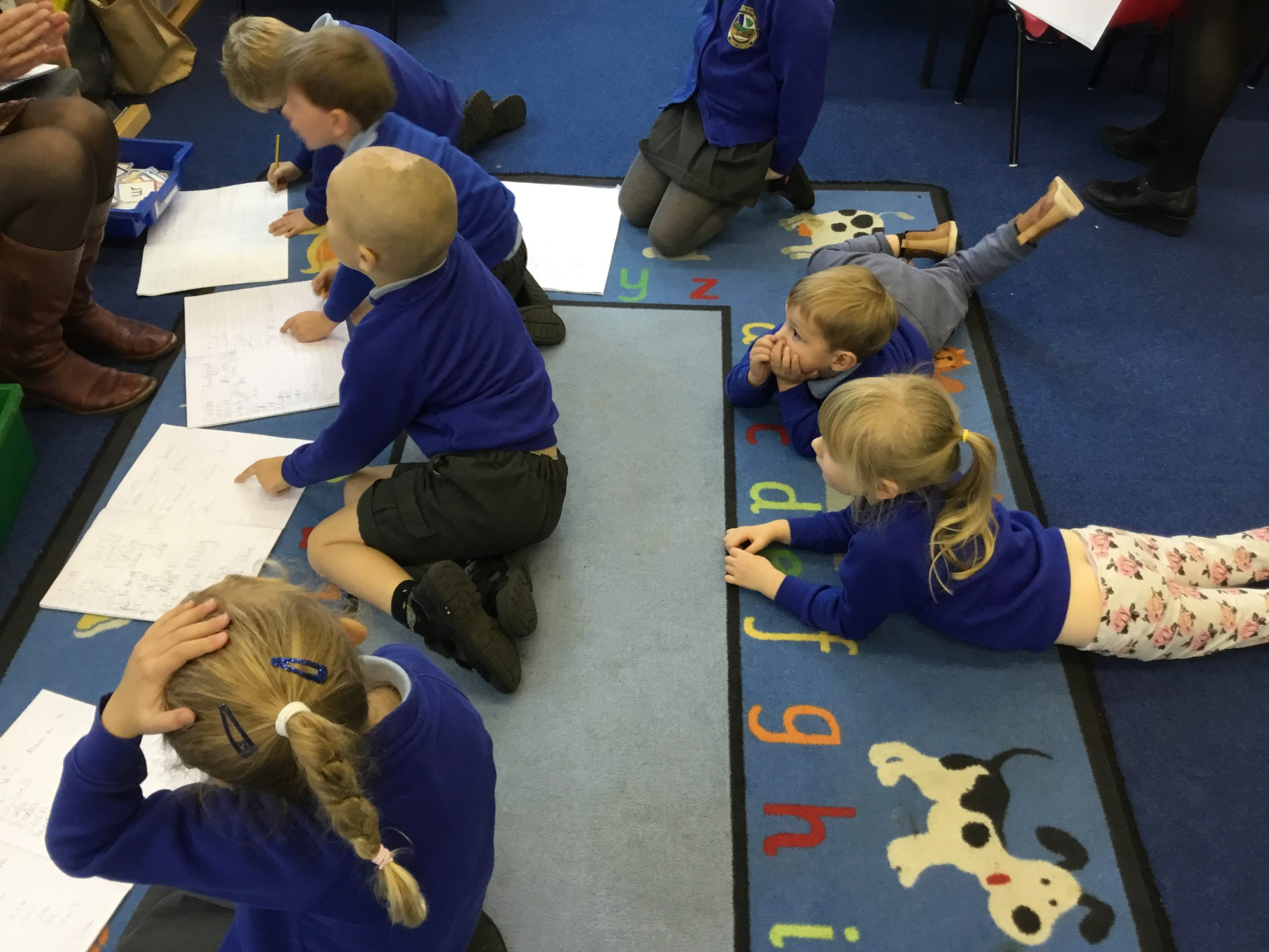 Acorn Class  Early Years Unit